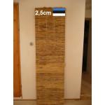 Pillirooplaat 2,5cm  -  Saaremaa